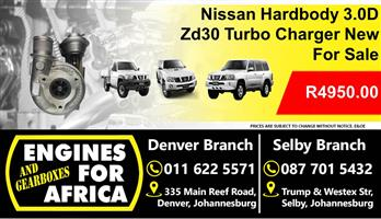 Turbochargers in Gauteng | Junk Mail
