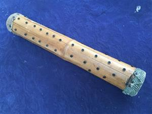 Ethnic percussion musical instrument