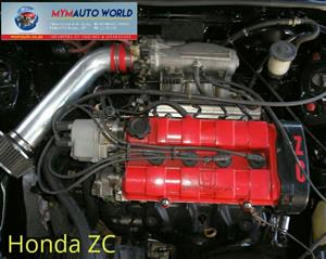 Imported used HONDA ZC, imported used  HONDA CRV 2.0L V TEC, R20A, Complete second hand used engines