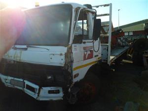 Nissan Diesel Stripped Flat Bed Truck