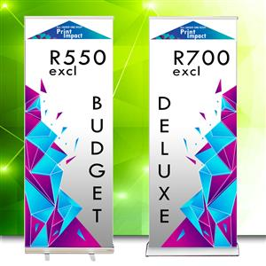 Pull Up Banner - SPECIAL DEAL