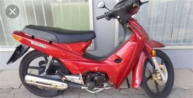 2000 Gomoto Freedom