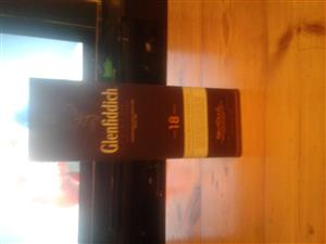 Glenfiddich 18year Whiskey
