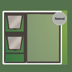 Window - Aluminium