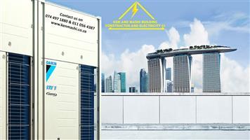 Ken & Mashi Building Contractors & Electricity