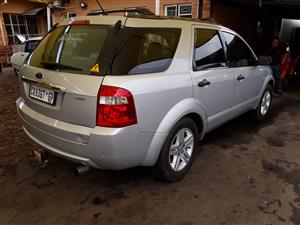 2005 Ford Territory 4.0 TX