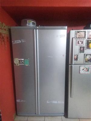 Double fridge