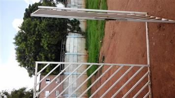 SECURITY METAL GATE FOR SALE IN KEMPTON PARK CENTRAL