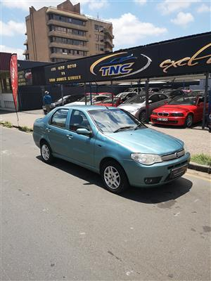 2005 Fiat Siena 1.6 EL