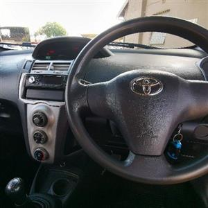2007 Toyota Yaris 1.0