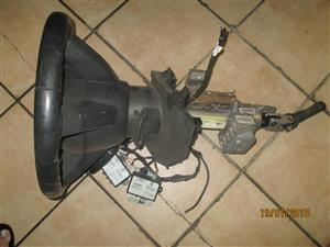 CHRYSLER 300C 2006 STEERING COLUMN FOR SALE.