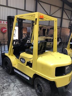 3 ton Hyster diesel forklift