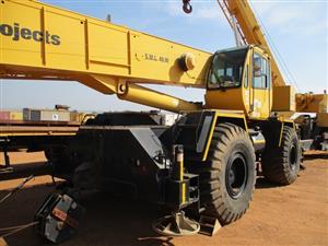 Terex RT555 - 149 Ton S.W.L Mobile Crane - ON AUCTION