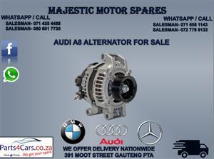 Audi a8 alternator for sale