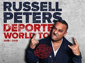 For sale FOUR Russell Peters tickets