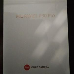 Huawei P30 Pro 128gb, 8gb ram, Brand new sealed.