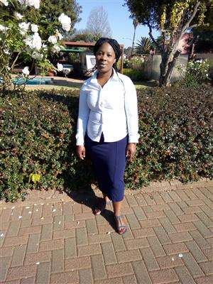 Zambian Domestic worker/Nanny