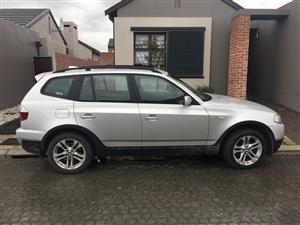 2008 BMW X3 xDrive20i Exclusive auto