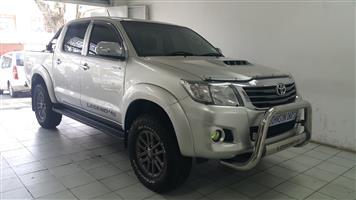 2013 Toyota Hilux 3.0D 4D double cab 4x4 Raider Legend 45