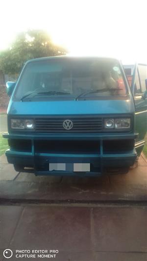 1996 VW Caravelle 2.5TDI 96kW