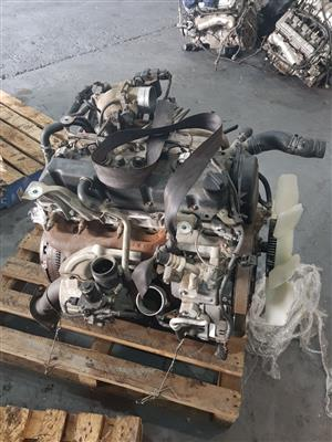 1KD Toyota Hilux 3 0 D4D engine stripping | Junk Mail
