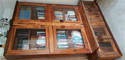 Sleeper Wood Study /  Office Furniture