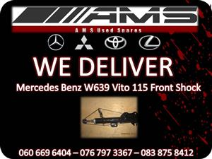 MERCEDES BENZ VITO 115 FRONT SHOCK FOR SALE
