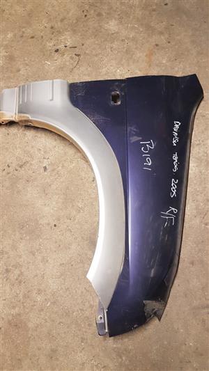 Daihatsu Terios RF 1998 purple fender for sale.