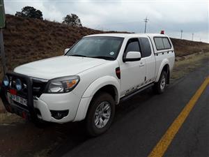 2009 Ford Ranger 3.0TDCi SuperCab 4x4 XLT