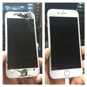 Iphones All Types Of Repair & LCD Change