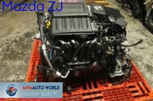 Imported used MAZDA DEMIO ZJ 1.3L, ZJ engines. Complete second hand used engine