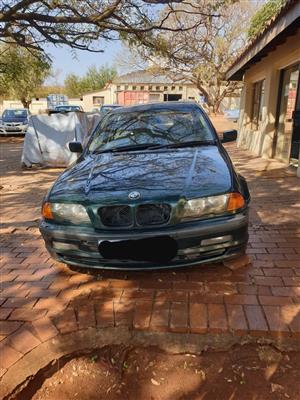 1999 BMW 3 Series 323i Dynamic steptronic