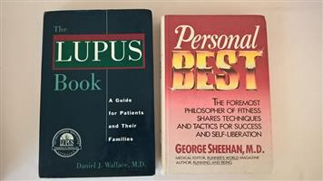 2 Reference books for sale
