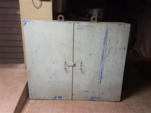 Toolkas 1250x1500x400 diep ( 5mm plaat)
