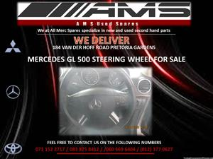 MERCEDES GL500 STEERING WHEEL