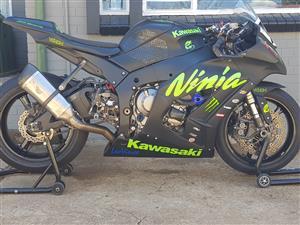 Kawasaki Zx10r For Sale In Bikes In Gauteng Junk Mail