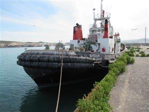 SB3 Tug Boat - Meeuw - ON AUCTION