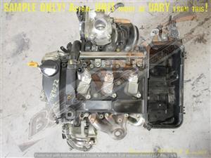 DAIHATSU SIRION -1KR 1.0L VVTI 3V Engine