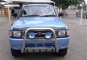 2002 Toyota Hilux 2.7 double cab Raider Heritage Edition