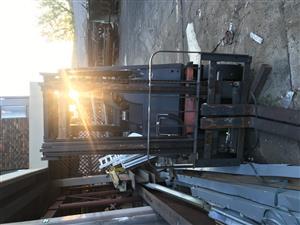 Linde H18, 2011 MODEL, 1.8ton gas forklift, non runner