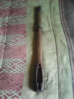 Stock Forend .303 antique rifle
