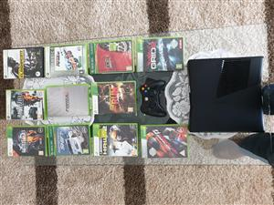 Xbox360 + 11games