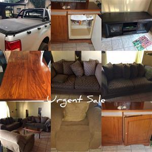 Urgent Lounge suite