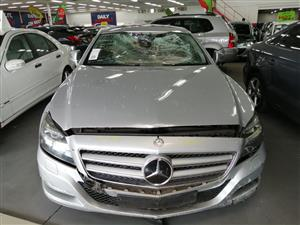 2013 Mercedes Benz CLS 250CDI Code 2