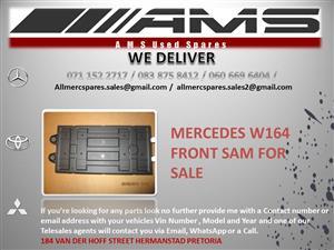 MERCEDES W164 FRONT SAM