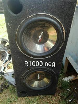 Large speaker for sale