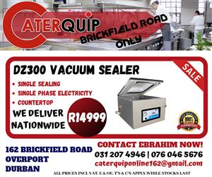 NEW VACUUM SEALERS FOR SALE