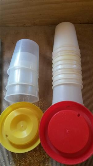 2nd Hand Chicken feeders and drinkers for sale