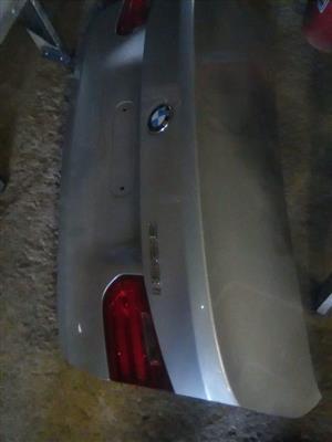 BMW F 30 Boot lid