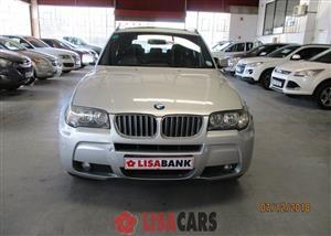 2007 BMW X3 xDRIVE 30i (G01)